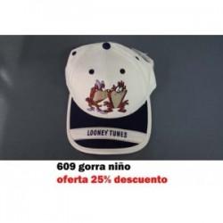 313 GORRA NIÑA BORDADA