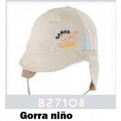 320 SOMBRERO NIÑA VAQ. LAZO